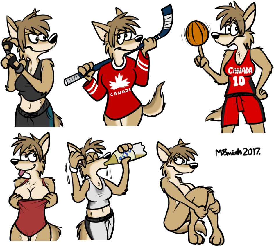 Evie Jones Stickers by FreyFox
