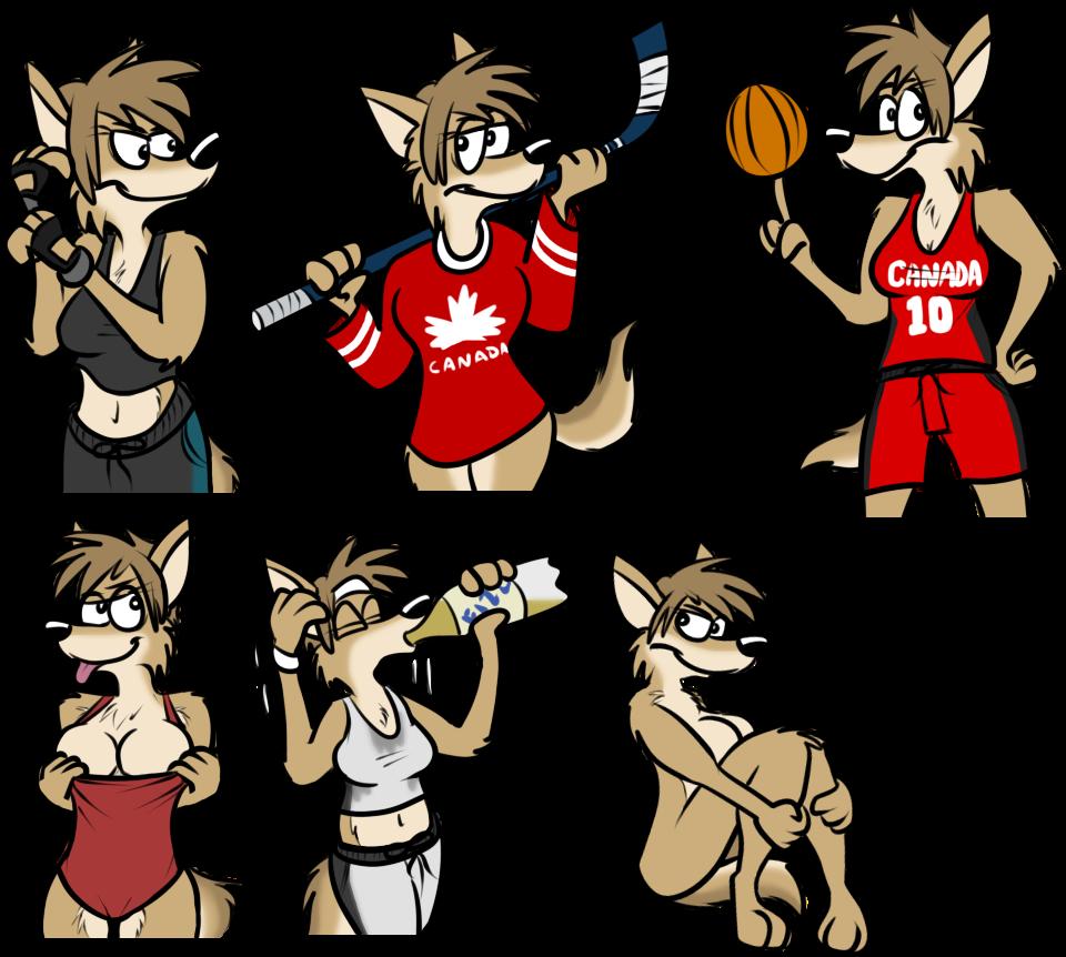 The best: furry stickers telegram channel