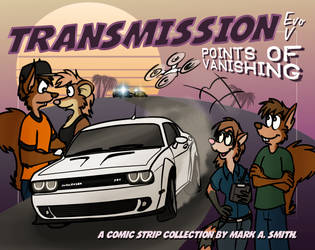 Transmission Evo V: Points Of Vanishing by FreyFox