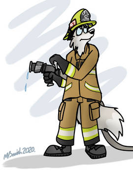 Firefighter Jason