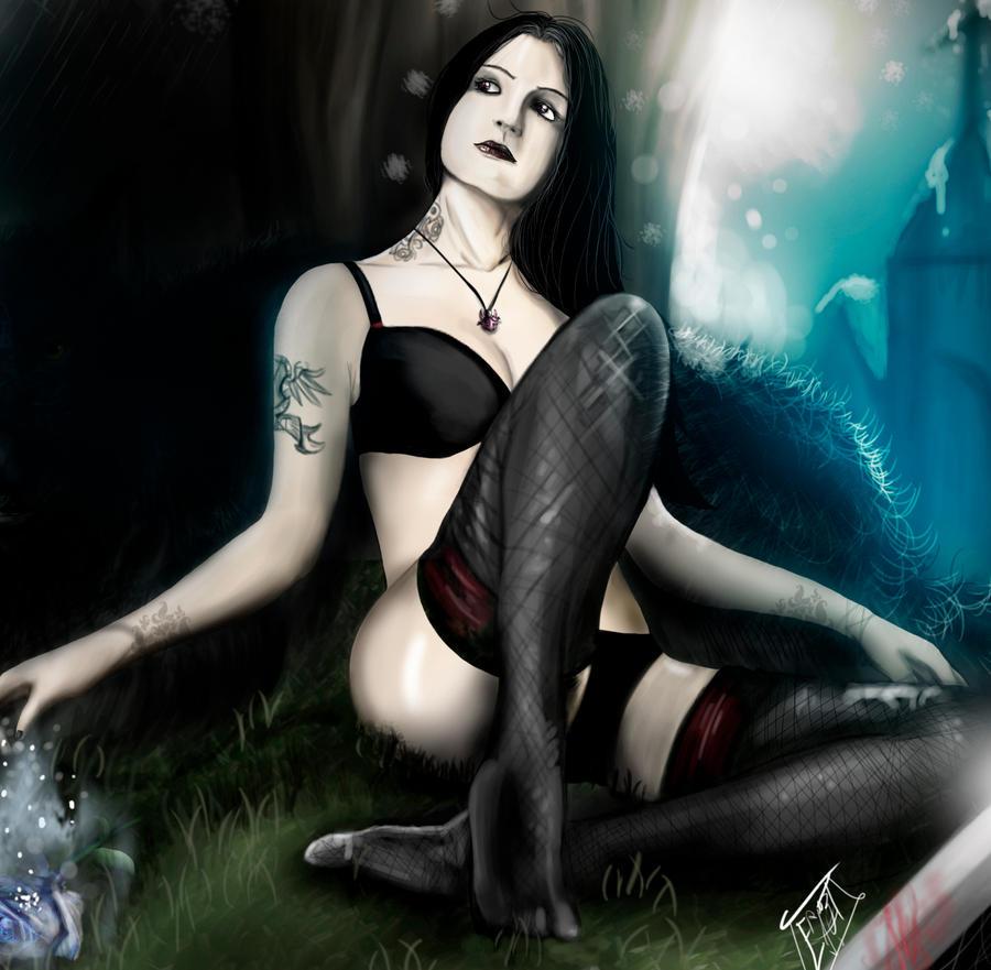 vorderman-ice-girl-erotic-naked