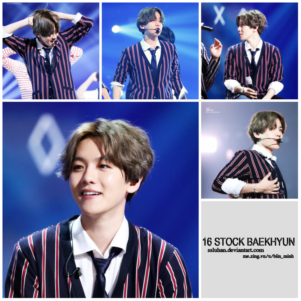 Baekhyun ( EXO ) - Photopack #1 by SSLuhan