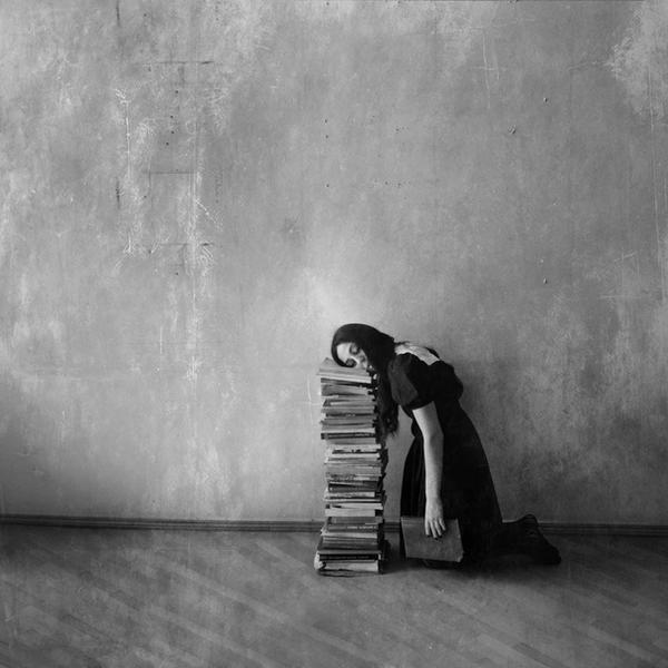 sleepless books by WonderMilkyGirl