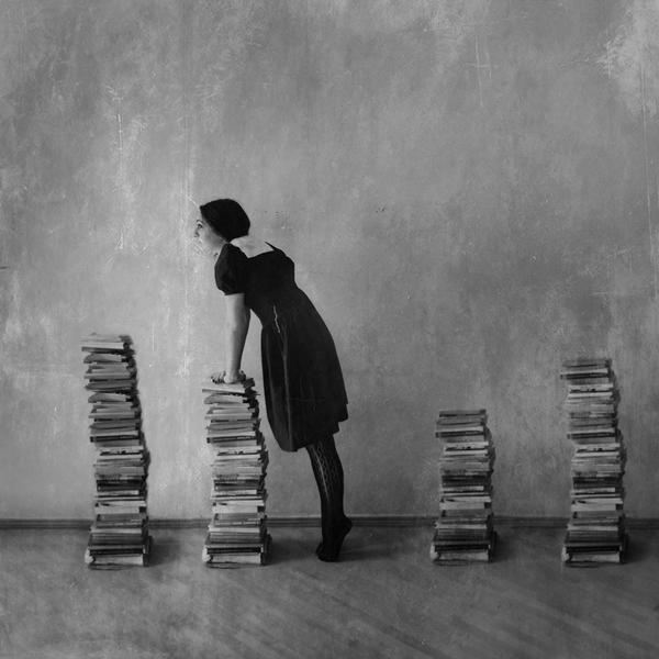 closed book store by WonderMilkyGirl