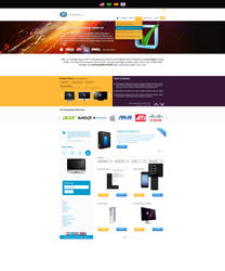 BDL group web template sample