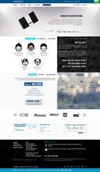 Krigosoft web template by prithu