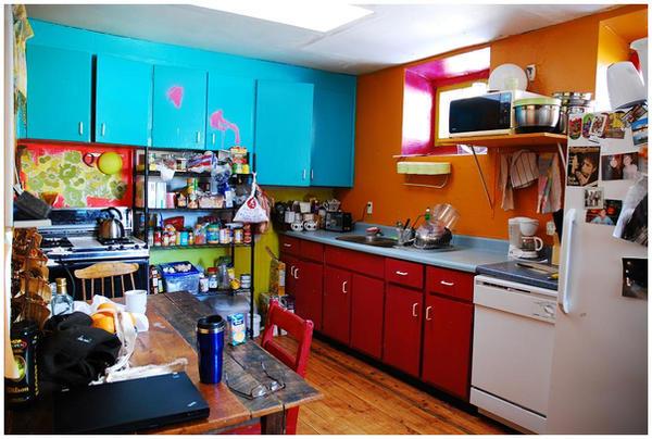 Kitchen by cloakeddesperado