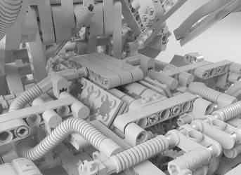 Lego - Technic by ErykFearLPF