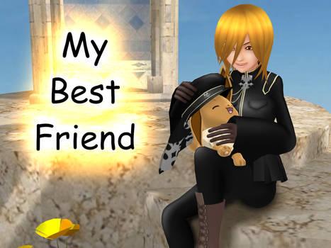 Nikoru and Eevee - My best Friend