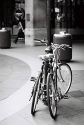 QVB Bicycles 1 by mfunnell