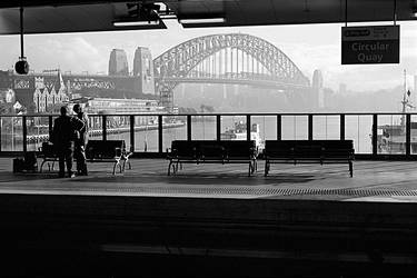 Circular Quay Station 3 by mfunnell
