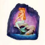 Here In My Mermaid Lagoon