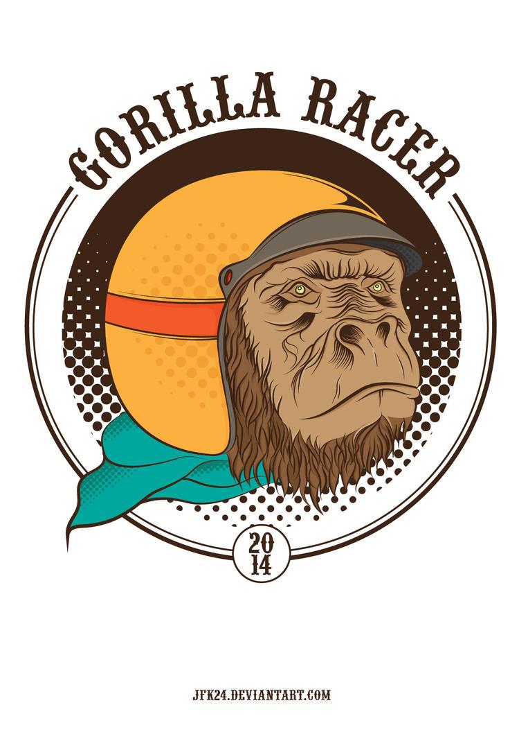 Gorilla Racer by jfk24