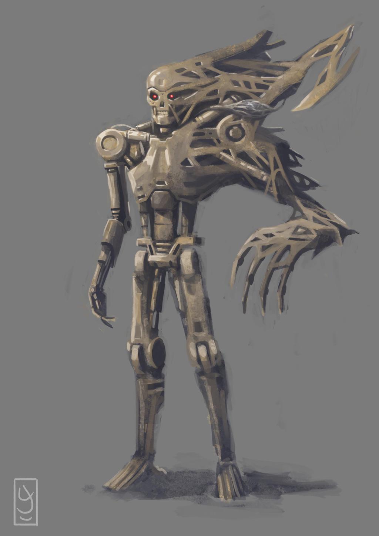 Terminator character concept  Wikipedia