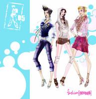 JMC-Gold Fashion 01 by ald3n