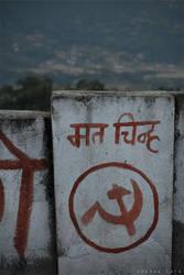 Nepal Maoist Army by joshlore