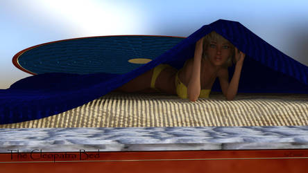 Cheri Peeking by Causa-Commixtio