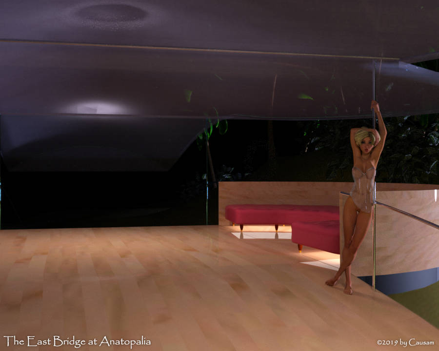 Julie Eastbridge Lightbox by Causa-Commixtio