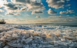Ice blockage by Photoarus