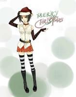 Marie of Persona4 by MukuruA