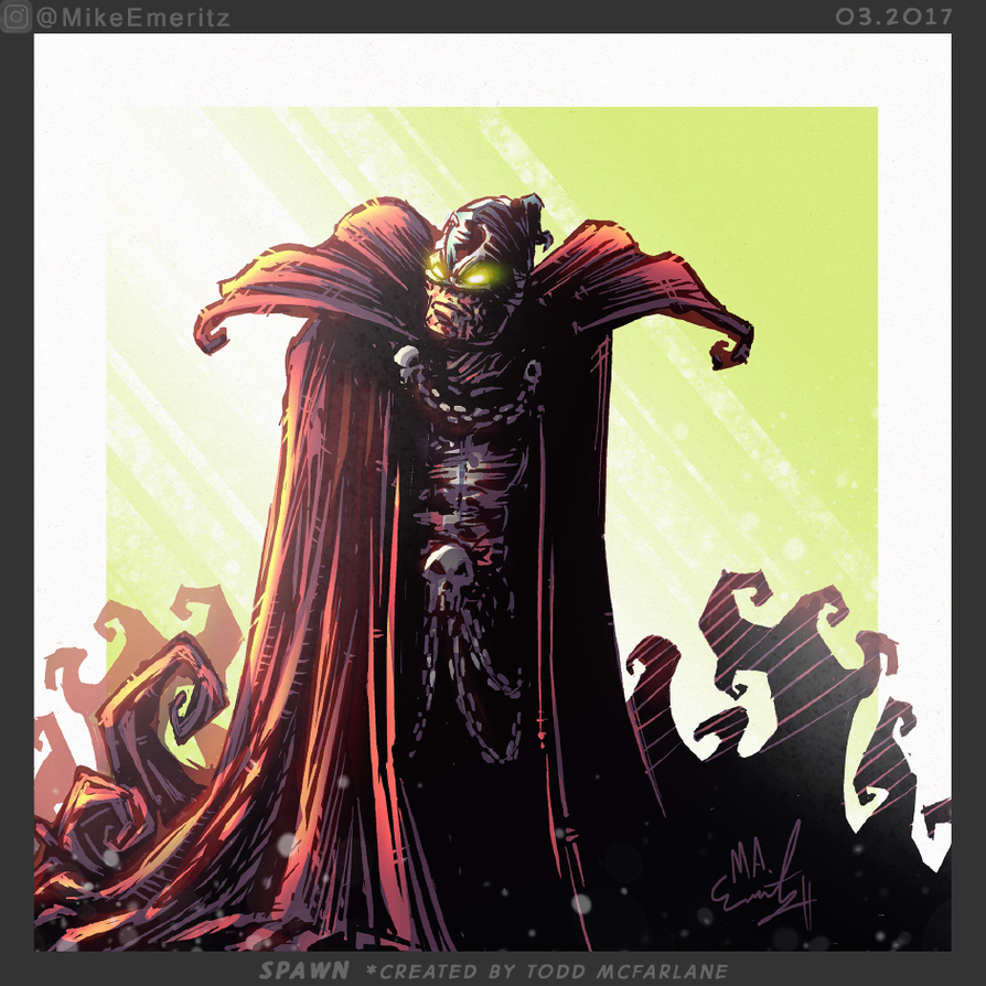 Spawn Warmup by MiKeEmeRiTz