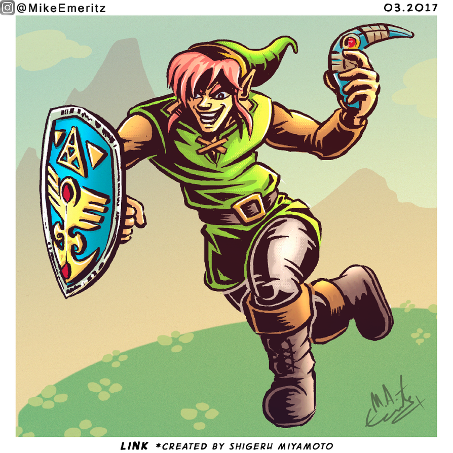 Link to the Past by MiKeEmeRiTz