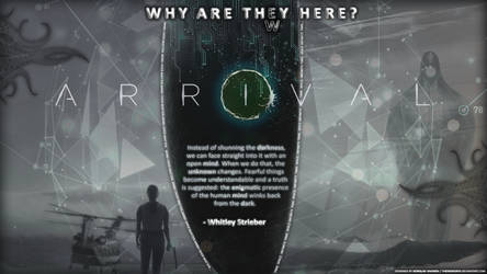 WHY ARE TH(W)EY HERE (ARRIVAL) by theNEWoath