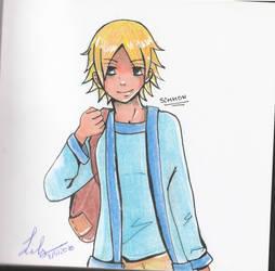 Simmon by Mitsukichan17