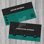 Retro - Modern Creative Business Card Vol.2