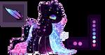 Nebulosa pon pon. Adoptable (Closed)