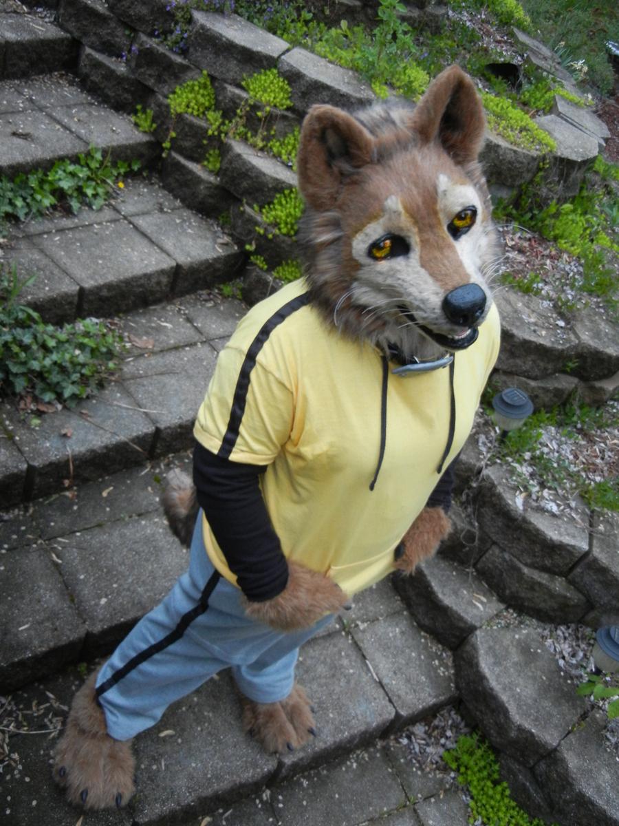Wolfs Rain - Hige by DrakonicKnight