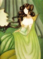 Lady Faceless by lyrakristine