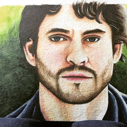 Will Graham by lyrakristine