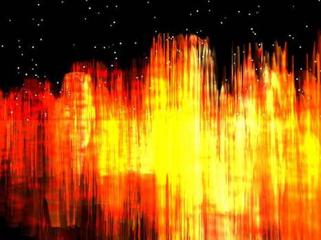 Fiery Night