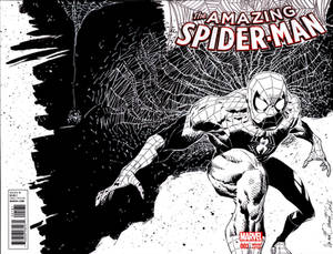 Spider-Man - Blank Cover