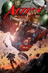 Action Comics 01 - Ink