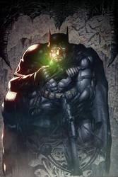 Batman Miller - Color