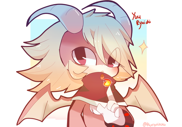 Gift   Yuu Ryuichi  By Kuranikku-d9u90x6 by Rentoku