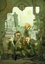 GJS webcomic Anthology 2