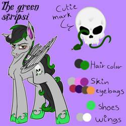 The Green Scripsi - [color guide]