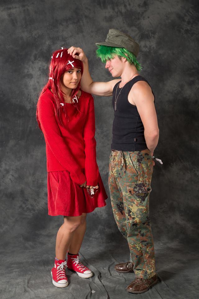 Happy tree friends cosplay ~ 2 by Itamichiro on DeviantArt