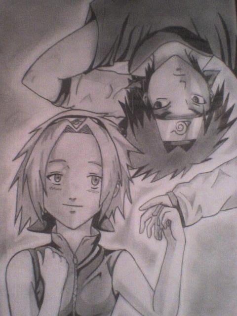 Sasuke X Sakura By Uzumakiandrea On Deviantart