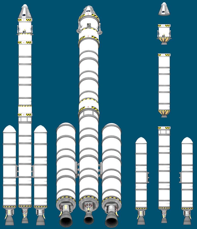 Mun Hopper Pegasus - Planes and Ships - Kerbal Space ...