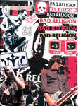 Bad Religion Collage by beating-heart-baby