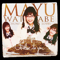 Mayu Icon #1 by chungchungovo