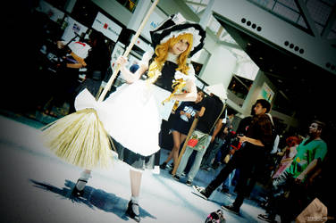 Shining Marisa by Noble-beast-photo
