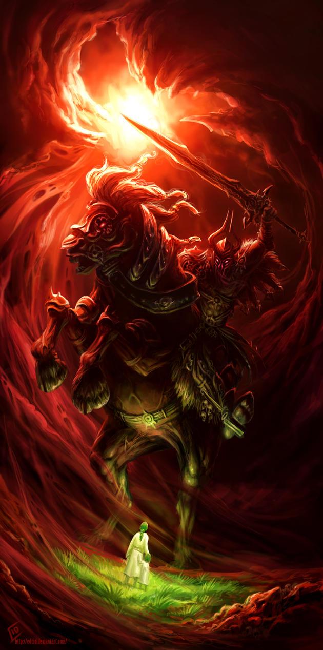 Four Horsemen War Four Horsemen War by EdCid