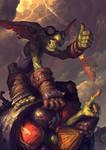 Goblin vs Gnomes entry