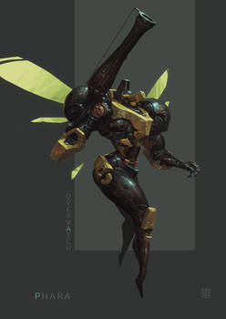 [OW-Redesign] Phara