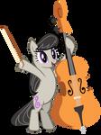 Octavia Waving